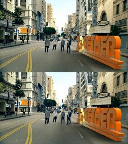 скачать клип 3d