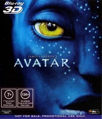 Аватар 3Д / Avatar 3D (2009) [Анаглиф / Anaglyph]