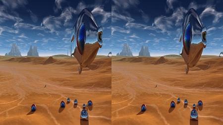 анимация 3д фото