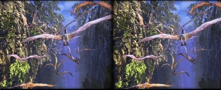 перекрестная пара динозавр