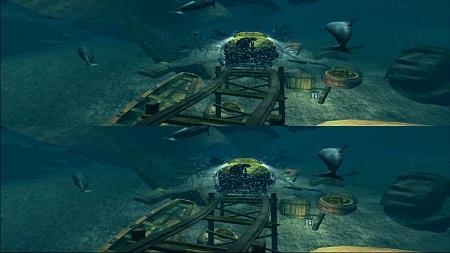 аквариум 5d