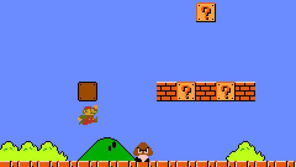 Скриншот с самого начала игры