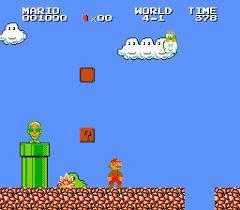 думаю все знают серию игр Марио
