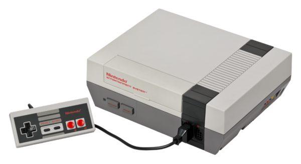 NES — выпускалась в Северной Америке, Европе