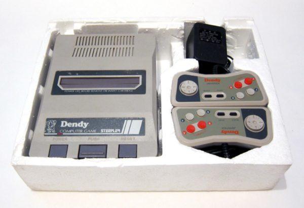 Dendy Classic — первая версия консоли