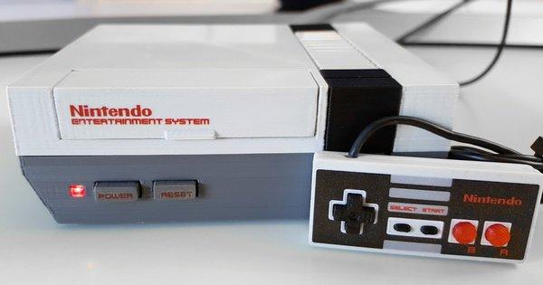 Версия NES для Америки